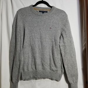 Tommy Hilfiger cotton/wool blend sweater small